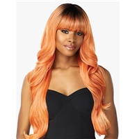 Glamourtress, wigs, weaves, braids, half wigs, full cap, hair, lace front, hair extension, nicki minaj style, Brazilian hair, crochet, hairdo, wig tape, remy hair, Lace Front Wigs, Remy Hair, Sensationnel Synthetic Instant Fashion Wig - TAMIRA