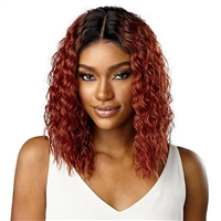Glamourtress, wigs, weaves, braids, half wigs, full cap, hair, lace front, hair extension, nicki minaj style, Brazilian hair, crochet, hairdo, wig tape, remy hair, Lace Front Wigs, Remy Hair, Sensationnel Synthetic Dashly Lace Front Wig - LACE UNIT 17