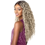 Glamourtress, wigs, weaves, braids, half wigs, full cap, hair, lace front, hair extension, nicki minaj style, Brazilian hair, crochet, hairdo, wig tape, remy hair, Lace Front Wigs, Remy Hair, Sensationnel Synthetic Dashly Lace Front Wig - UNIT 9