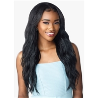 Glamourtress, wigs, weaves, braids, half wigs, full cap, hair, lace front, hair extension, nicki minaj style, Brazilian hair, crochet, hairdo, wig tape, remy hair, Sensationnel Synthetic Half Wig Instant Weave - BRAELIN