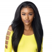 Glamourtress, wigs, weaves, braids, half wigs, full cap, hair, lace front, hair extension, nicki minaj style, Brazilian hair, crochet, hairdo, wig tape, remy hair, Sensationnel Synthetic Half Wig Instant Weave - JOLETTE
