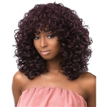 Glamourtress, wigs, weaves, braids, half wigs, full cap, hair, lace front, hair extension, nicki minaj style, Brazilian hair, crochet, hairdo, wig tape, remy hair, Lace Front Wigs, Remy Hair, Sensationnel Synthetic Instant Fashion Wig Gigi