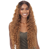 Glamourtress, wigs, weaves, braids, half wigs, full cap, hair, lace front, hair extension, nicki minaj style, Brazilian hair, crochet, wig tape, remy hair, Lace Front Wigs, Freetress Equal Level Up HD Lace Front Wig - CHERI
