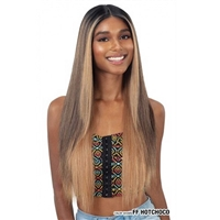 Glamourtress, wigs, weaves, braids, half wigs, full cap, hair, lace front, hair extension, nicki minaj style, Brazilian hair, crochet, wig tape, remy hair, Lace Front Wigs, Freetress Equal Level Up HD Lace Front Wig - LADONNA