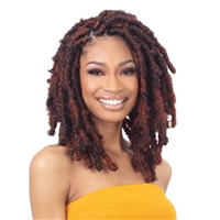 Glamourtress, wigs, weaves, braids, half wigs, full cap, hair, lace front, hair extension, nicki minaj style, Brazilian hair, crochet, hairdo, wig tape, remy hair, Lace Front Wigs, Freetress Synthetic Crochet Braid - 3X PRE-FLUFFED POPPIN' TWIST 20