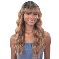 Glamourtress, wigs, weaves, braids, half wigs, full cap, hair, lace front, hair extension, nicki minaj style, Brazilian hair, crochet, hairdo, wig tape, remy hair, Lace Front Wigs, Remy Hair, Human Hair, Freetress Equal Synthetic Hair Wig - LITE 005