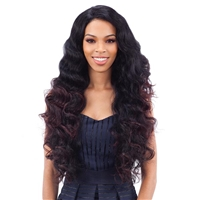 Glamourtress, wigs, weaves, braids, half wigs, full cap, hair, lace front, hair extension, nicki minaj style, Brazilian hair, crochet, hairdo, wig tape, remy hair, Lace Front Wigs, Remy Hair, Freetress Equal Synthetic Invisible Part Wig Letty