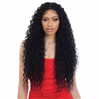 Glamourtress, wigs, weaves, braids, half wigs, full cap, hair, lace front, hair extension, nicki minaj style, Brazilian hair, crochet, hairdo, wig tape, remy hair, Freetress Equal Synthetic Lace Front Wig - FREEDOM PART LACE 404