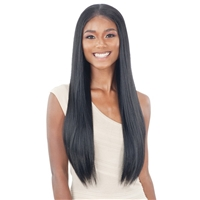 Glamourtress, wigs, weaves, braids, half wigs, full cap, hair, lace front, hair extension, nicki minaj style, Brazilian hair, crochet, wig tape, remy hair, Lace Front Wigs, Freetress Equal Illusion Synthetic 13X5 Free Parting Frontal Lace Wig - IL 003