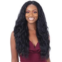 Glamourtress, wigs, weaves, braids, half wigs, full cap, hair, lace front, hair extension, nicki minaj style, Brazilian hair, crochet, wig tape, remy hair, Lace Front Wigs, Freetress Equal Synthetic Lite Lace Front Wig - LFW 001