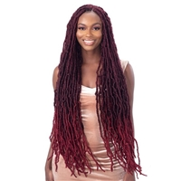 Glamourtress, wigs, weaves, braids, half wigs, full cap, hair, lace front, hair extension, nicki minaj style, Brazilian hair, crochet, hairdo, wig tape, remy hair, Lace Front Wigs, Remy Hair, Freetress Synthetic Braid - 2X NIKKI LOC 30