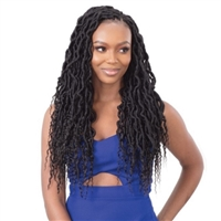 Glamourtress, wigs, weaves, braids, half wigs, full cap, hair, lace front, hair extension, nicki minaj style, Brazilian hair, crochet, hairdo, wig tape, remy hair, Lace Front Wigs, Remy Hair, Freetress Synthetic Braid - 3X GHANA LOC 20