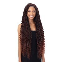 Glamourtress, wigs, weaves, braids, half wigs, full cap, hair, lace front, hair extension, nicki minaj style, Brazilian hair, crochet, hairdo, wig tape, remy hair, Lace Front Wigs, Remy Hair, Freetress Synthetic Braid - 2X HIPPIE LOC 30