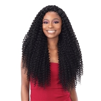 Glamourtress, wigs, weaves, braids, half wigs, full cap, hair, lace front, hair extension, nicki minaj style, Brazilian hair, crochet, hairdo, wig tape, remy hair, Lace Front Wigs, Remy Hair, Freetress Synthetic Braid - 3X PEARL CURL 18