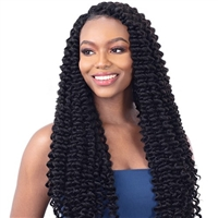 Glamourtress, wigs, weaves, braids, half wigs, full cap, hair, lace front, hair extension, nicki minaj style, Brazilian hair, crochet, hairdo, wig tape, remy hair, Lace Front Wigs, Remy Hair, Human Hair, Freetress Synthetic Braid - 3X JOYFULL CURL 20