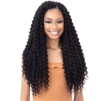 Glamourtress, wigs, weaves, braids, half wigs, full cap, hair, lace front, hair extension, nicki minaj style, Brazilian hair, crochet, hairdo, wig tape, remy hair, Lace Front Wigs, Remy Hair, Human Hair, Freetress Synthetic Braid - 3X SOULFULL CURL 20