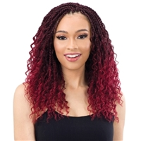 Glamourtress, wigs, weaves, braids, half wigs, full cap, hair, lace front, hair extension, nicki minaj style, Brazilian hair, crochet, hairdo, wig tape, remy hair, Lace Front Wigs, Remy Hair, Human Hair, Freetress Synthetic Braid - BOHO HIPPIE BRAID 12