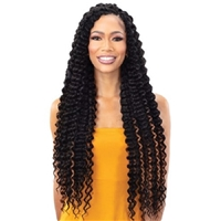 Glamourtress, wigs, weaves, braids, half wigs, full cap, hair, lace front, hair extension, nicki minaj style, Brazilian hair, crochet, hairdo, wig tape, remy hair, Lace Front Wigs, Remy Hair, Human Hair, Freetress Synthetic Braid - DEEP TWIST EXTRA LONG