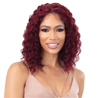 Glamourtress, wigs, weaves, braids, half wigs, full cap, hair, lace front, hair extension, nicki minaj style, Brazilian hair, crochet, wig tape, remy hair, Lace Front Wigs, Freetress Equal Lace & Lace Synthetic Hair Lace Front Wig - CRUSH (S)