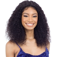 Glamourtress, wigs, weaves, braids, half wigs, full cap, hair, lace front, hair extension, nicki minaj style, Brazilian hair, hairdo, wig tape, remy hair, Lace Front Wigs, Naked Natural Brazilian Human Hair Lace Front Wig - SONOMA