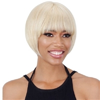 Glamourtress, wigs, weaves, braids, half wigs, full cap, hair, lace front, hair extension, nicki minaj style, Brazilian hair, crochet, hairdo, wig tape, remy hair, Lace Front Wigs, Remy Hair, Naked 100% Brazilian Natural Human Hair Premium Wig - BCW 01