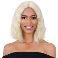 Glamourtress, wigs, weaves, braids, half wigs, full cap, hair, lace front, hair extension, nicki minaj style, Brazilian hair, crochet, hairdo, wig tape, remy hair, Lace Front Wigs, Naked 100% Brazilian Natural Human Hair Lace Front Wig - BCL 02