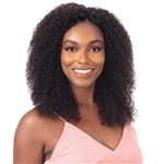 Glamourtress, wigs, weaves, braids, half wigs, full cap, hair, lace front, hair extension, nicki minaj style, Brazilian hair, crochet, hairdo, wig tape, remy hair, Naked Nature 100% Brazilian Virgin Wet & Wavy Weave - BOHEMIAN CURL 3PCS ( 10,12,14 )