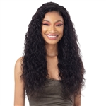 Glamourtress, wigs, weaves, braids, half wigs, full cap, hair, lace front, hair extension, nicki minaj style, Brazilian hair, crochet, hairdo, wig tape, remy hair, Naked Nature 100% Brazilian Virgin Wet & Wavy Weave - LOOSE DEEP 3PCS ( 18,20,22 )