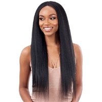 Glamourtress, wigs, weaves, braids, half wigs, full cap, hair, lace front, hair extension, nicki minaj style, Brazilian hair, crochet, hairdo, wig tape, remy hair, Lace Front Wigs,Organique Mastermix Weave - BLOWOUT STRAIGHT 4PCS (14/16/18 + Closure)