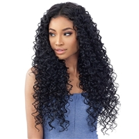 Glamourtress, wigs, weaves, braids, half wigs, full cap, hair, lace front, hair extension, nicki minaj style, Brazilian hair, crochet, hairdo, wig tape, remy hair, Lace Front Wigs, Organique Mastermix Weave - HAWAIIAN CURL 30