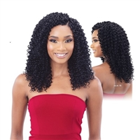 Glamourtress, wigs, weaves, braids, half wigs, full cap, hair, lace front, hair extension, nicki minaj style, Brazilian hair, crochet, hairdo, wig tape, remy hair, Lace Front Wigs, Organique Mastermix Weave - WATER WAVE 3PCS (14/16/18)