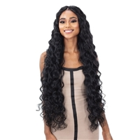 Glamourtress, wigs, weaves, braids, half wigs, full cap, hair, lace front, hair extension, nicki minaj style, Brazilian hair, crochet, hairdo, wig tape, remy hair, Lace Front Wigs, Organique Mastermix Weave - WONDER WAVE 30