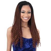 Glamourtress, wigs, weaves, braids, half wigs, full cap, hair, lace front, hair extension, nicki minaj style, Brazilian hair, crochet, hairdo, wig tape, remy hair, Lace Front Wigs, Remy Hair, Freetress Synthetic Braid - 3X GORGEOUS TWIST 12