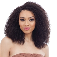 "Glamourtress, wigs, weaves, braids, half wigs, full cap, hair, lace front, hair extension, nicki minaj style, Brazilian hair, crochet, hairdo, wig tape, remy hair, Lace Front Wigs, Remy Hair, Saga 100% Human Hair 5"" R-Part Lace Front Wig - AYANA 14"