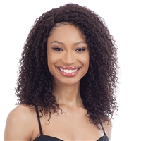 "Glamourtress, wigs, weaves, braids, half wigs, full cap, hair, lace front, hair extension, nicki minaj style, Brazilian hair, crochet, hairdo, wig tape, remy hair, Lace Front Wigs, Remy Hair, Saga 100% Human Hair 5"" R-Part Lace Front Wig - NIYAH 16"
