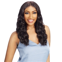 Glamourtress, wigs, weaves, braids, half wigs, full cap, hair, lace front, hair extension, nicki minaj style, Brazilian hair, crochet, hairdo, wig tape, remy hair, Vanessa 100% Brazilian Human Hair Swissilk Lace Front Wig - TMH ALEXIS