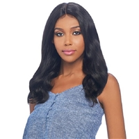 Glamourtress, wigs, weaves, braids, half wigs, full cap, hair, lace front, hair extension, nicki minaj style, Brazilian hair, crochet, hairdo, wig tape, remy hair, Vanessa 100% Brazilian Human Hair Swissilk Lace Front Wig - TMH SHAKIA