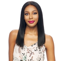 Glamourtress, wigs, weaves, braids, half wigs, full cap, hair, lace front, hair extension, nicki minaj style, Brazilian hair, crochet, hairdo, wig tape, remy hair, Vanessa 100% Brazilian Human Hair Swissilk Lace Front Wig - TMH LORIDA