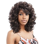 Glamourtress, wigs, weaves, braids, half wigs, full cap, hair, lace front, hair extension, nicki minaj style, Brazilian hair, crochet, hairdo, wig tape, remy hair, Lace Front Wigs, Remy Hair, Human Hair, Vanessa Wig SUPER VIXA