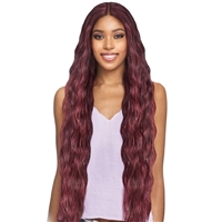 Glamourtress, wigs, weaves, braids, half wigs, full cap, hair, lace front, hair extension, nicki minaj style, Brazilian hair, crochet, hairdo, wig tape, remy hair, Lace Front Wigs, Vanessa Tops Deep Middle Lace Part Swissilk Lace Front Wig - TOPS DM SHANI