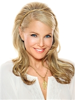 Christie Brinkley | Corinthian Headband