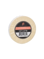 "Hair Extension Tape | No Shine Hair Tape 1/3"" x 6yds"