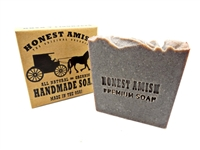 Patchouli and Bark Bath and Body Soap Bar- with natural and organic premium oils - Honest Amish