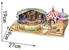 Circus Paradise Magic-puzzle/ CubicFun B368-13 3D Puzzle 82 Pieces