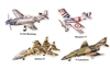 Fighter History Magic-puzzle/ CubicFun B368-19 3D Puzzle 92 Pieces