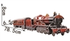Steam Train Magic-puzzle/ CubicFun B468-6 3D Puzzle 201 Pieces