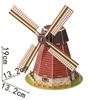 Holland Windmil Magic-puzzle/ CubicFun B668-4 3D Puzzle 20 Pieces