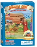Noah'S Ark Magic-puzzle/ CubicFun B668-41 3D Puzzle 26 Pieces
