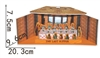 Last Supper Magic-puzzle/ CubicFun B668-42 3D Puzzle 36 Pieces