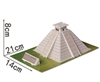 Maya Pyramid Magic-puzzle/ CubicFun B668-5 3D Puzzle 19 Pieces